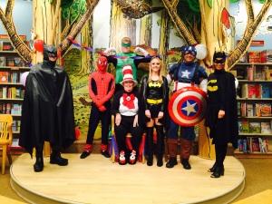 Polk County Sheriff's Office Super Heroes